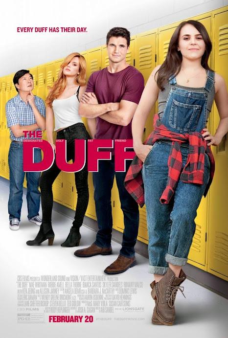 Φ.Λ.Ο.Μ.Π.Α. (The Duff) Poster