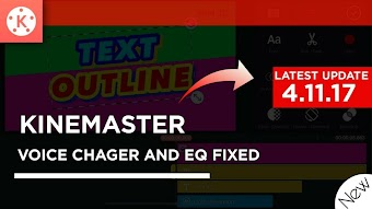 KineMaster Premiere Pro CS6 - Bug Fix Equalizer and Sound Changer by Aprelryu