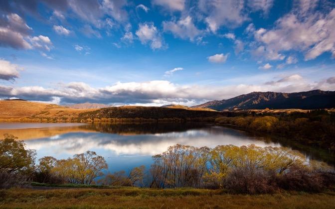 Lake Hayes by Chris Gin1