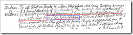 15 June 1730 - Land Deed - James Lindsey