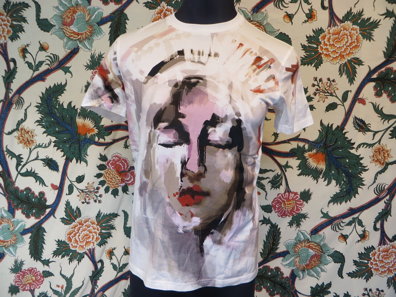 Givenchy Painted T-Shirt