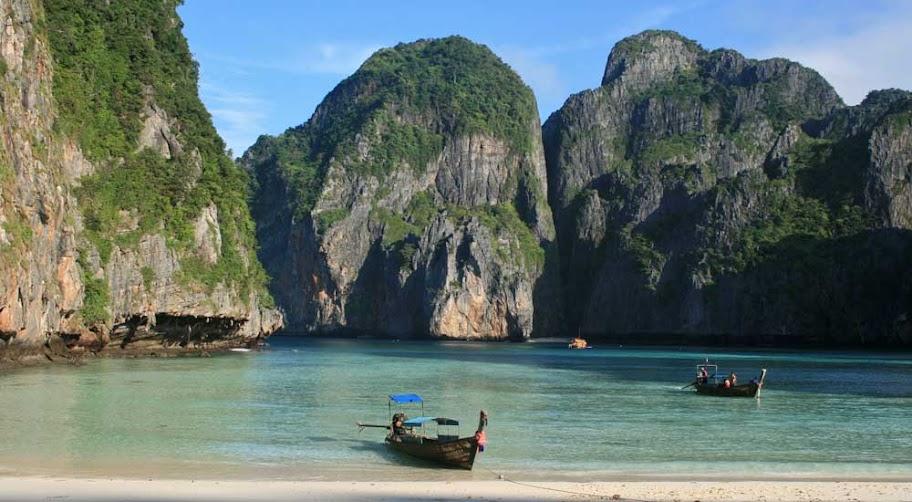 Ilhas PhiPhi, Tailandia