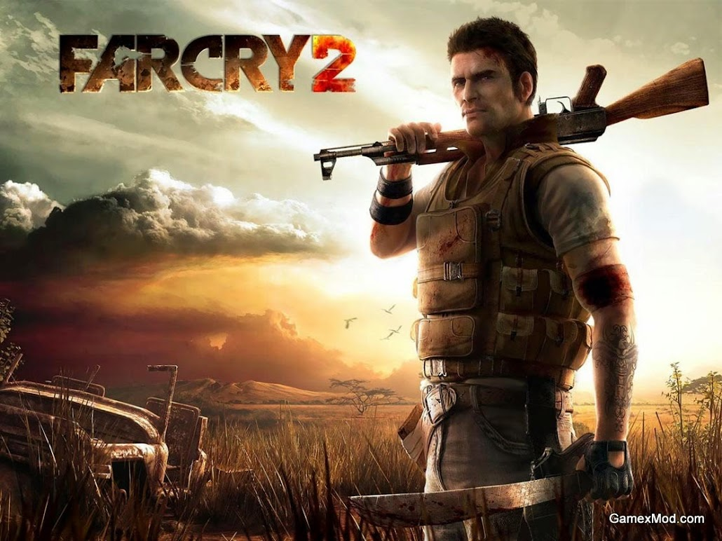 Far Cry 2 For Pc Download Free - Game Screenshot