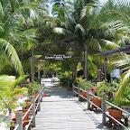 Sipadan Mabul Resort (SMART) entrance