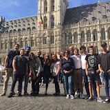 2017-07-10/11/12 Viatge a Brusel·les amb els finalistes de Talent Factory