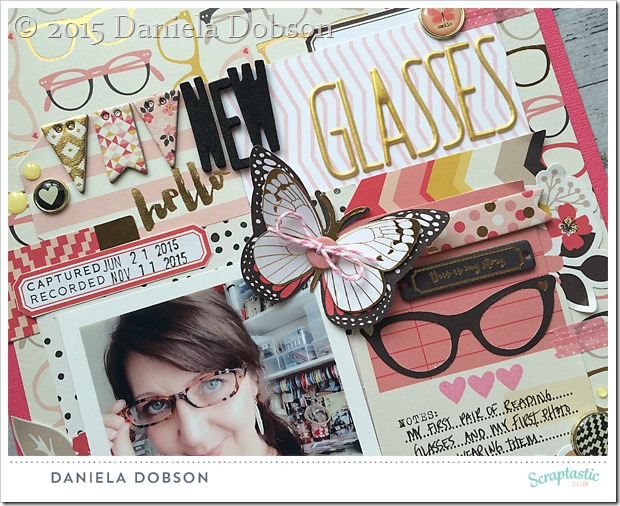 New Glasses close by Daniela Dobson