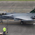 Gripen E da FAB  tem previsao de decolagem hoje de Navegantes (SC) para Gavião Peixoto (Unidade da Embraer) com escolta de caças F-5M.