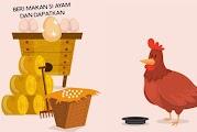 Syarat Mengikuti Event Beri Makan Ayam Dan Hadiahnya