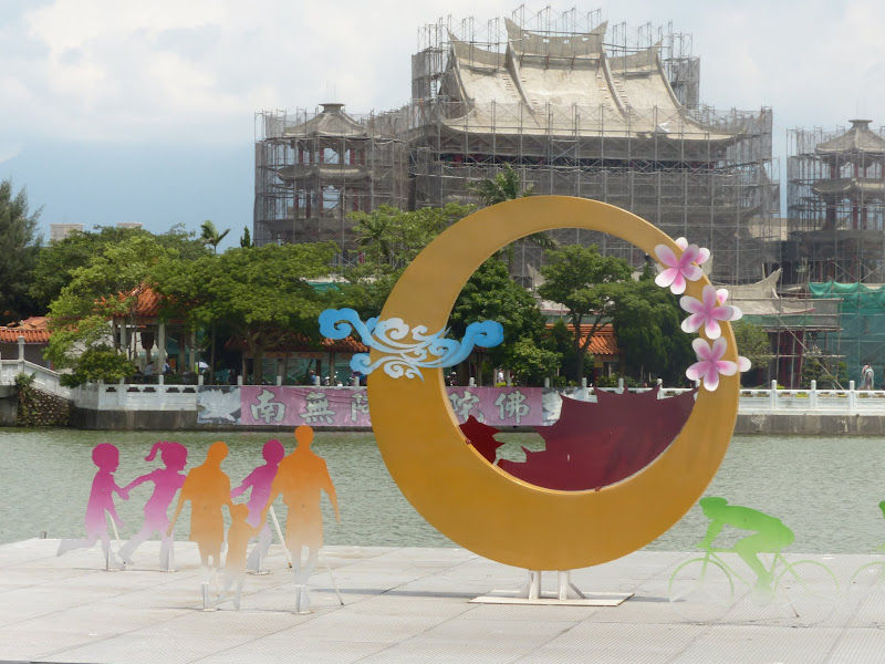 Dragon boat festival à Longtan ( Taoyuan) - dragonboat%2B143.JPG