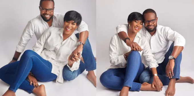 Actress, Stephanie Linus And Hubby Celebrate 9th Wedding Anniversary