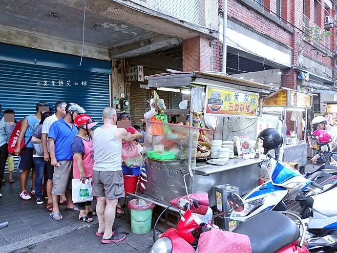 14 祥記純糖麻糬 燒麻糬 葉家雞捲延三夜市美食 食尚玩家 台北美食