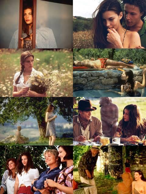 Stealing Beauty Movie Scenes Bernardo Bertolucci