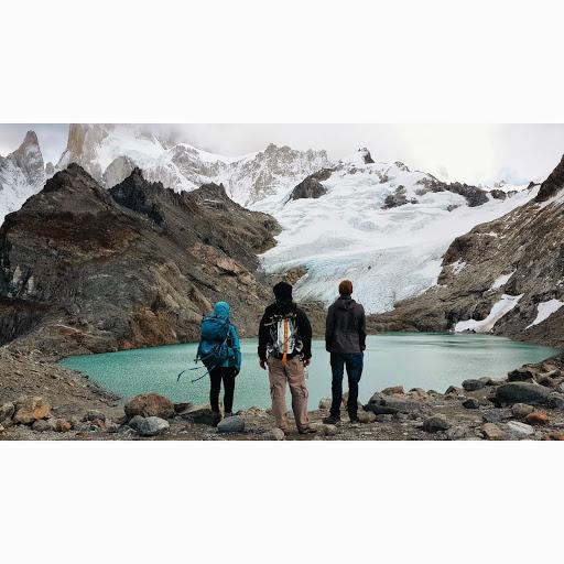 Laguna de los Tres. Photographer Sebastian Giannone