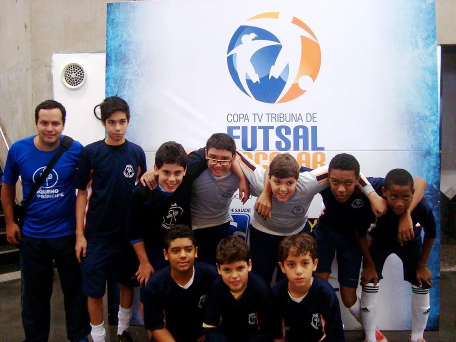 Abertura Copa TV Tribuna de Futsal – 2013