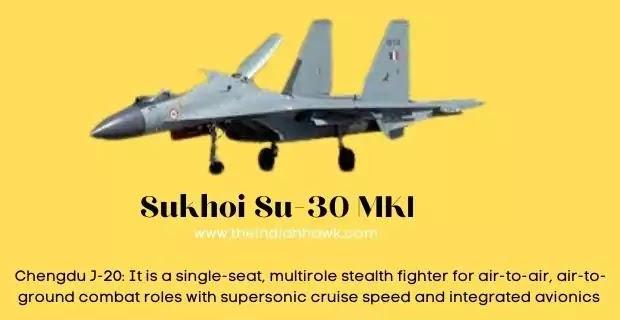 Sukhoi Su-30 MKI infographics