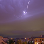 10-23-11 Nighttime Lightning
