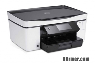 Get Dell P713w printer Driver and install on Windows XP,7,8,10