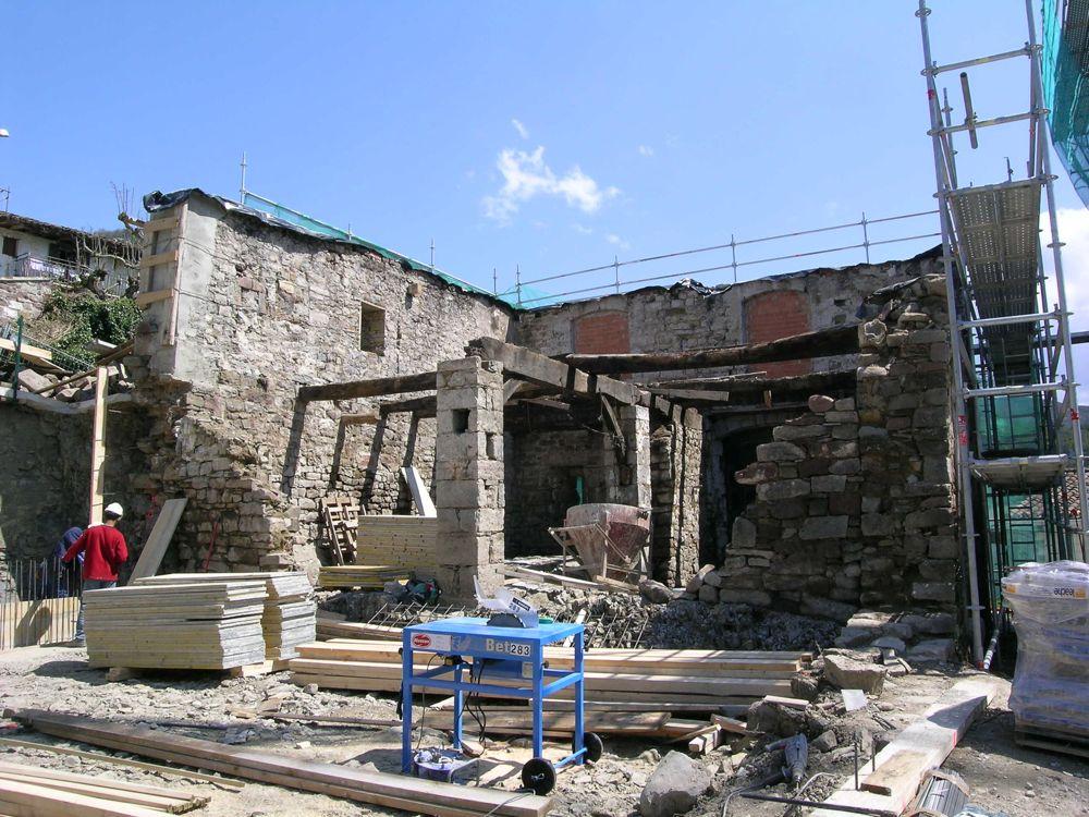 Reconstruccion Torre de Uriz - DSCN8692.JPG