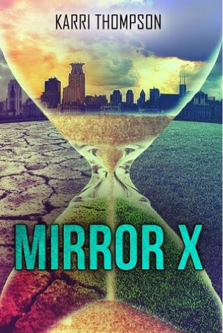 Review: Mirror X by Karri Thompson