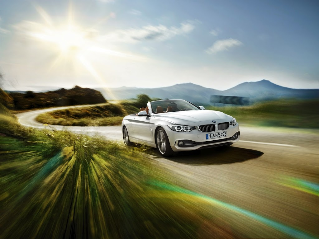 2014 BMW 4 Series Convertible 3510
