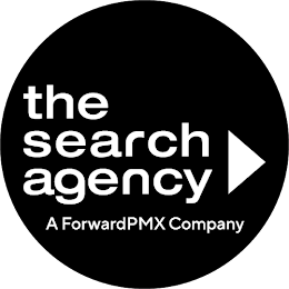 The Search Agency logo