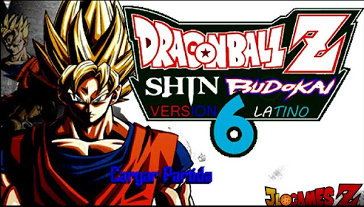 DOWNLOAD!! NOVO (MOD) DRAGON BALL SHIN BUDOKAI PARA CELULARES ANDROID (PPSSPP)