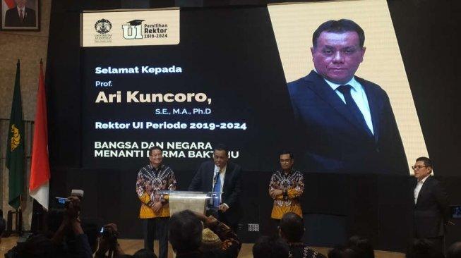 Ungkap Harta Ari Kuncoro, Rektor UI Rangkap Jabatan Komisaris BRI, Nilainya Fantastis!