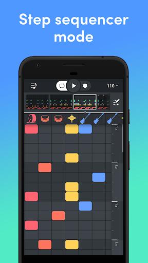Beat Snap - Music & Beat Maker 2.0.8 Screenshots 3