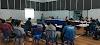 Bangkitkan Gairah Kepemudaan, Mahasiswa KKN UNESA Gelar Latihan Kepemimpinan Karang Taruna Desa Purworejo Pacitan