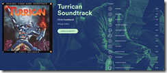Turrican Spotify