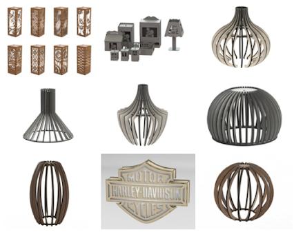DỊCH VỤ IN 3D - CẮT KHẮC LASER - CNC