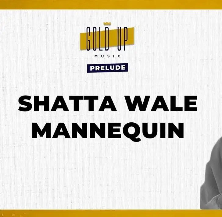 Download Song: Shatta Wale × Gold Up – Mannequin (Produced by Gold Up Music). Mp3
