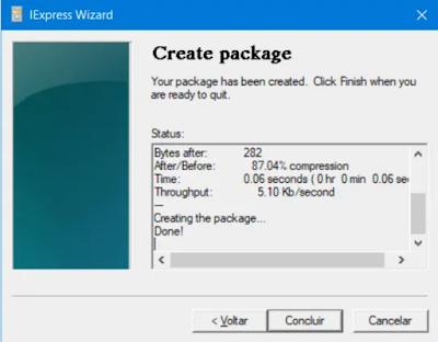 Tutorial de como converter arquivos BAT em EXE no WindowsTutorial de como converter arquivos BAT em EXE no Windows 10