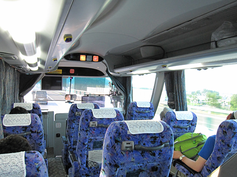 富山地方鉄道「富山東京線」 ・705 車内 その3