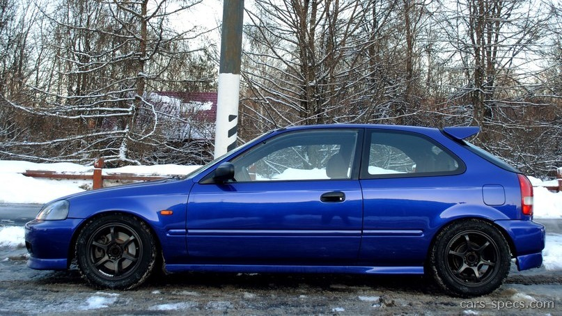 2000 Honda Civic Hatchback Specifications Pictures Prices