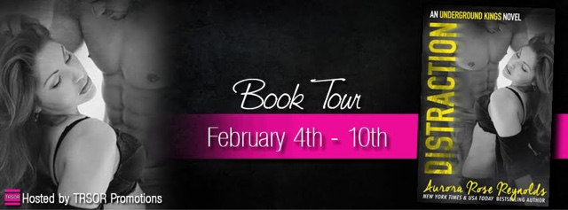 Book Tour: Distraction by Aurora Rose Reynolds