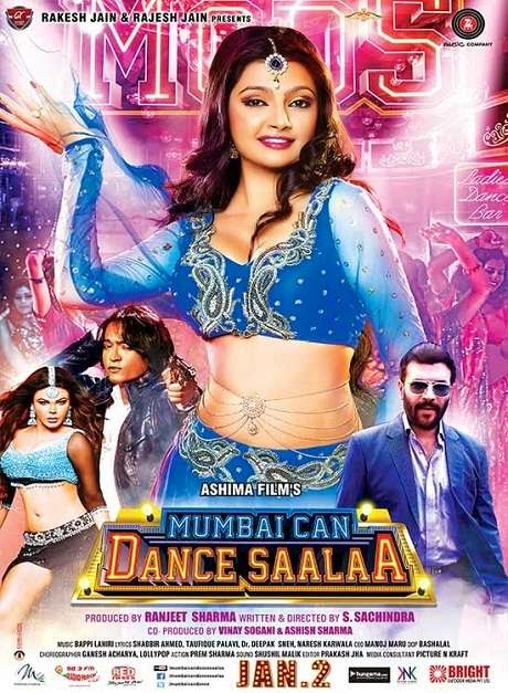Poster Of Hindi Movie Mumbai Can Dance Saalaa (2015) Free Download Full New Hindi Movie Watch Online At Alldownloads4u.Com