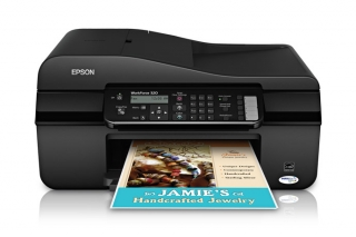 Download Drivers Epson WorkForce 320 printer for Windows OS