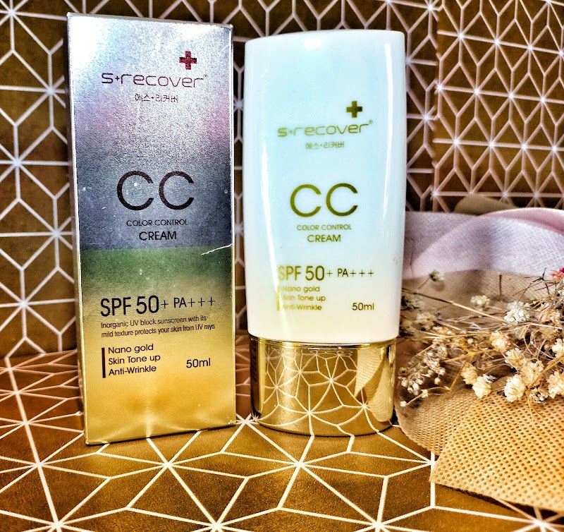Kelebihan Menggunakan CC Cream SPF 50+ Hansaegee Nature