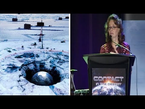 Εξωγήινη αρχαιολογία κάτω από την Ανταρκτική