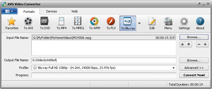 Avs Video Converter full indir