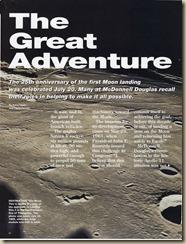 Moon Landing - 001