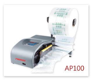 桌上型緩衝氣墊機AP100