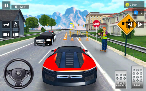 Télécharger Real Car Fast Racing: Asphalt Road & Crazy Track APK MOD 2