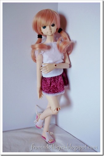 Of Bjd Fashion: Improved Lace Sandals with a Tutorial