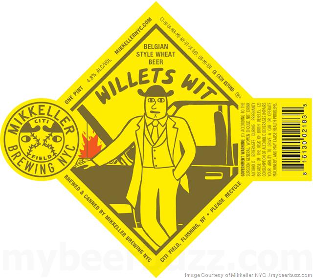 Mikkeller NYC Adding Willets Wit 16oz Cans