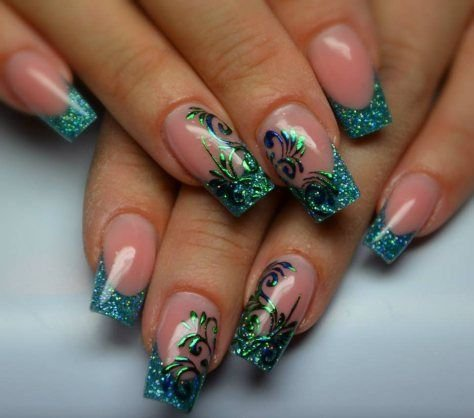 best nail art designs in the world  fashion 2d