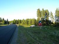 Riksväg 84 Utanför Ånge