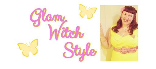 Glam Witch Style by Bridget Eileen