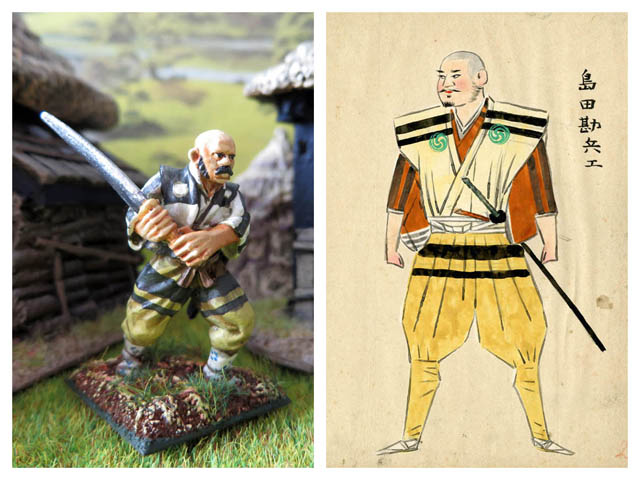 Les Sept Samourais ! *** MàJ : Epilogue *** 04_SevenSamurai_1_Kambei_lowres